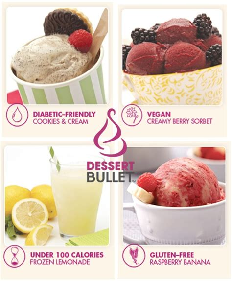 Browse whole living's breakfast smoothie recipes collection. Magic Dessert Bullet - The 10-second Healthy Dessert Maker | Lazada Malaysia