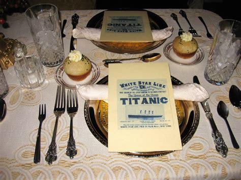 titanic theme party photographerauthor john thomas