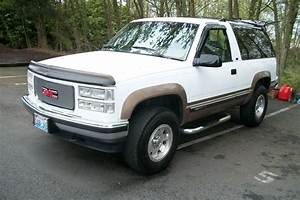 Bulldog 1995 1995 Gmc Yukonsport Utility 2d Specs  Photos