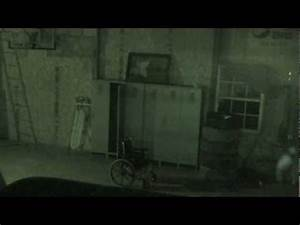 Real Paranormal Activity Caught on a Security Camera - YouTube