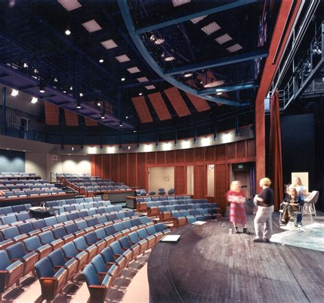windsor high school theatre auerbach consultants