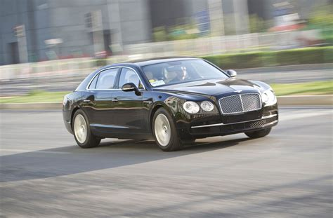 Review Bentley Flying Spur by 2013 Bentley Flying Spur Review And Pictures Evo