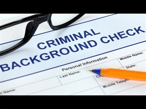 how to get background check how to get a legitimate background check