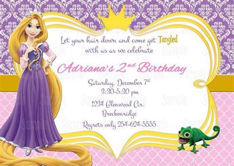 Free Printable Disney Princess Invitations Menshealtharts