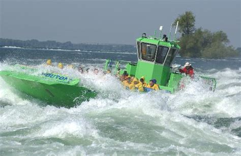 Jet Boat Rapids by Saute Moutons Jet Boating Montreal Reviews Of Saute