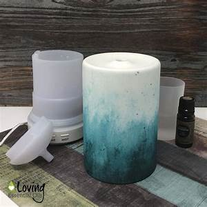 How To Use Ceramic Essential Oil Diffuser With Blend Recipes