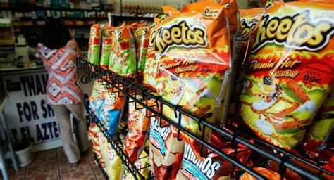 junk food affects  military politico