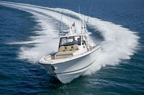 Pursuit Boats Warranty by Pursuit Boats S 408 Sport