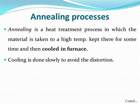 heat treatment of metals ppt video online download