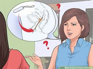 How To Use A Tampon Painlessly  With Pictures