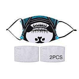 Penta El Zero M Penta Mask W Filter Pocket Includes 2