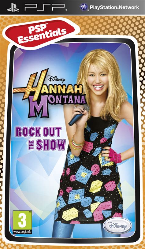 Hannah Montana Rock Out The Show Prima Interactive
