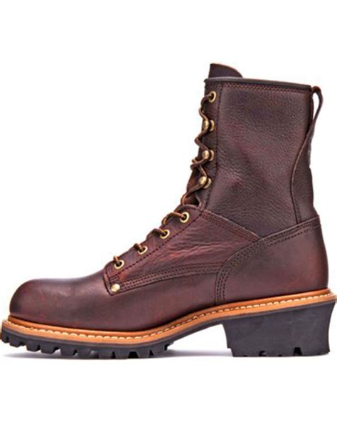 Boot Barn Boots Sale by Carolina S Logger 8 Quot Steel Toe Work Boots Boot Barn