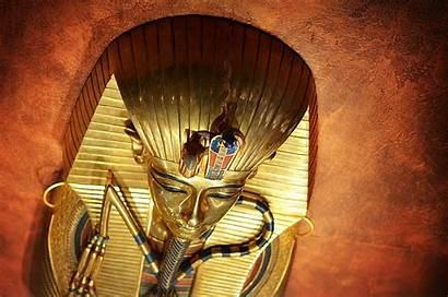 Egypt Ancient Pharaoh Background Tutankhamun Wallpapers Mask