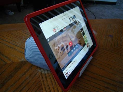 The iProp Holds Any iPad On Almost Any Surface, Simply and Easily [Review] | Cult of Mac