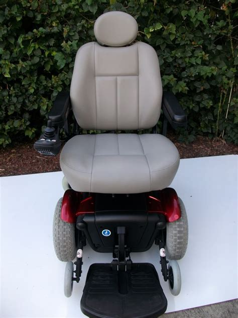 pride mobility jazzy 1143 ultra power wheelchair with seat