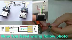 Usb Otg Cable To Micro Usb To Mini Usb Wiring Diagram