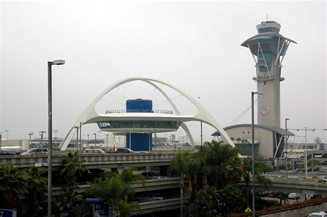 Lax Encounter Observation Deck by Miami International Airport Plane Spotting Guide