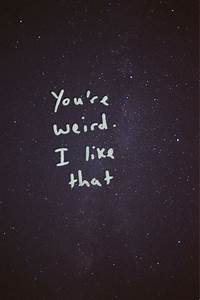 Youre Weird Pictures, Photos, and Images for Facebook ...