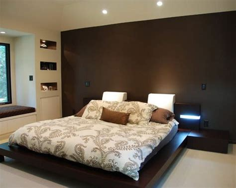 Schlafzimmer Braune Wand by Best 25 Brown Bedrooms Ideas On Brown Bedroom