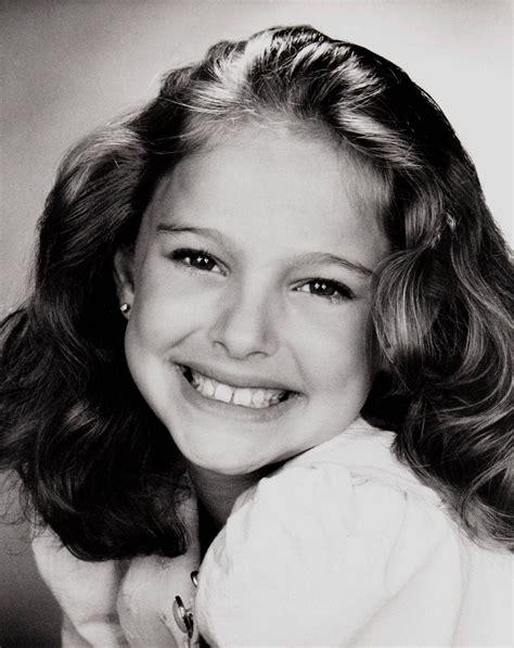 Nine Year Old Natalie Portman Kenn Hopkins Looking