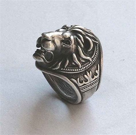 25+ Best Ideas About Lion Ring On Pinterest  Unique Mens. Man's Wedding Wedding Rings. Happy Propose Day Wedding Rings. Marriage Anniversary Wedding Rings. 1 2 Carat Wedding Rings. Habib Wedding Rings. Arthritis Rings. Army Rings. Healing Rings