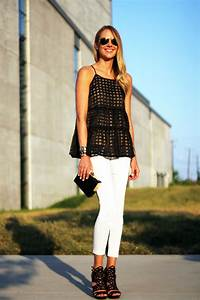 BLACK u0026 WHITE DETAILS | Fashion Jackson