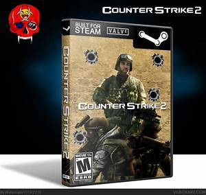 Counter-Strike 2 PC Box Art Cover by Watsonator117