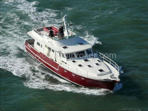 trawler range 18m for sale in var power boats used 00565 inautia