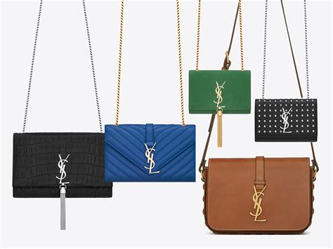 saint laurent ysl monogram collection bagaholicboy