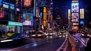 City Street Wallpaper - WallpaperSafari