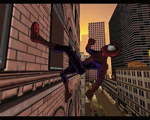 All Ultimate Spider Man Screenshots For PlayStation 2