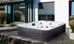Whirlpool Im Wintergarten : home deluxe outdoor whirlpool groupon ~ Markanthonyermac.com Haus und Dekorationen