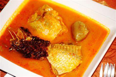 recette de cuisine ivoirienne gratuite poisson sauce une recette ivoirienne recettes