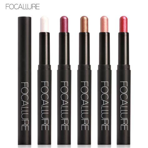 focallure brand single color eyeshadow pencil cosmetics