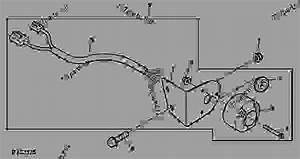 Seven-pin Connector - Tractor John Deere 5303