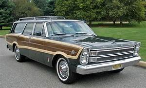 1966 Ford Ltd Country Squire Wagon    Photo  That Hartford