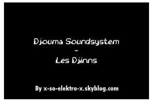Free download: djuma soundsystem les djinns (mirco caruso edit.
