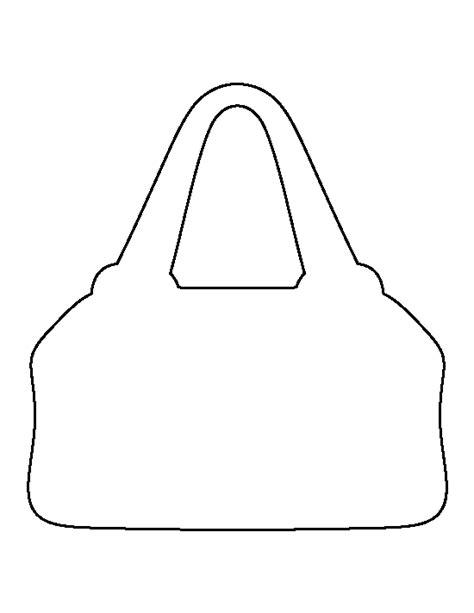 handbag card template free pin by muse printables on printable patterns at