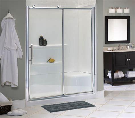 shower door   handy man