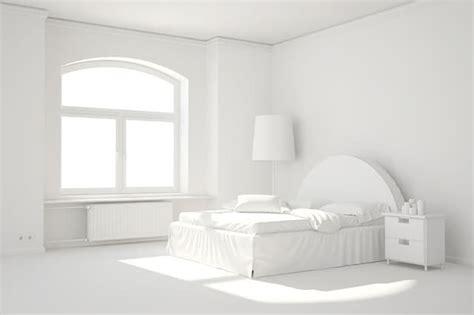 54 Amazing All-White Bedroom Ideas
