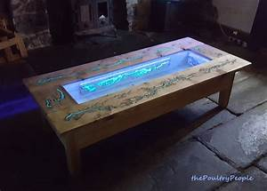 decor and design diy pallet coffee table glow in the With glowing coffee table