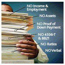 no doc mortgage loan florida home With no documentation mortgage