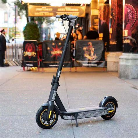 Segway's Max e-scooter is $100 off for readers of The ...