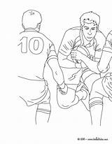 Rugby Coloring Pages Print Printable Printcolorcraft Craft Credit sketch template