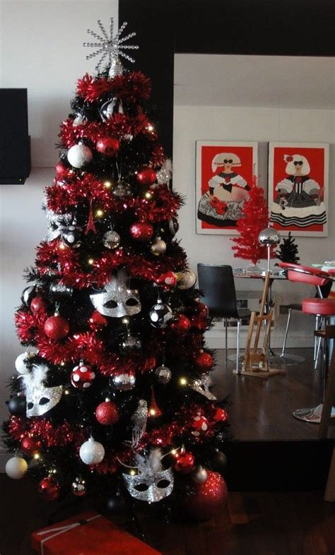 1000 images about 2013 black christmas tree decorations