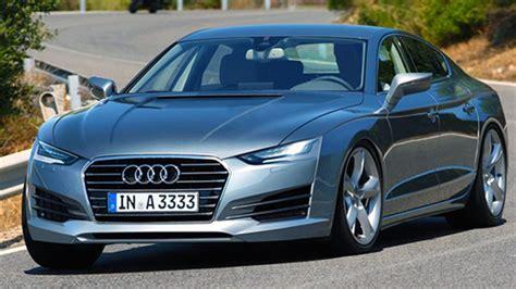 Audi A9 by Audi A9 Sportback