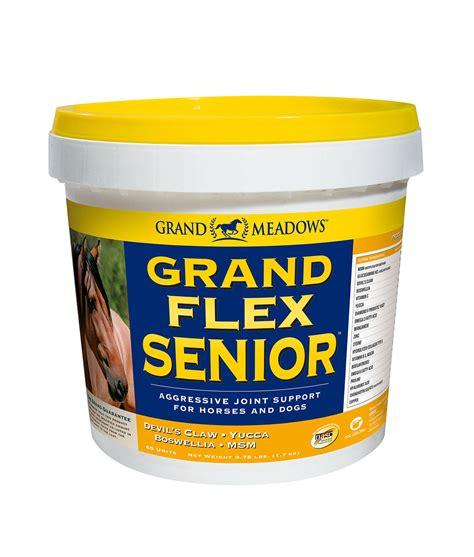 senior joint supplements horse flex supplement horses joints grand formulated