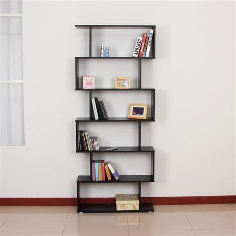 Wooden S Shape Storage Bookcase – Ideal Home Show Shop