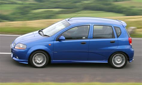 daewoo kalos hatchback review   parkers